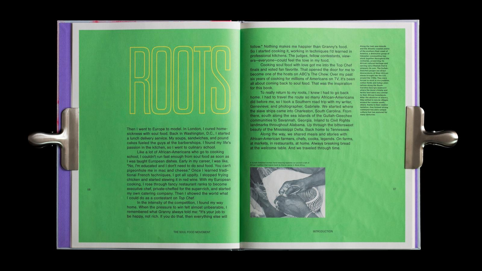 The Soul Food Movement // Cookbook