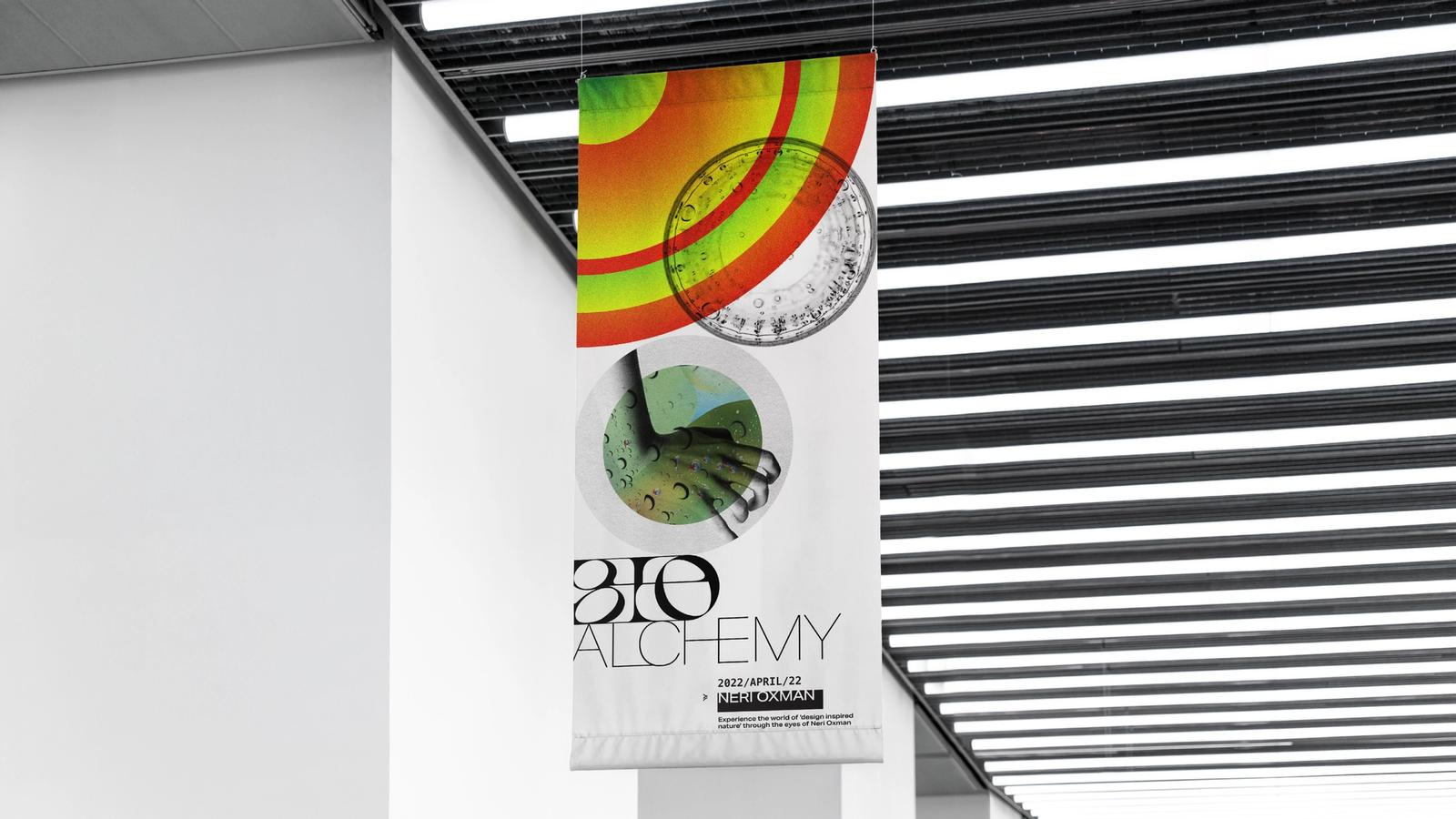 Bio Alchemy // Event Graphics