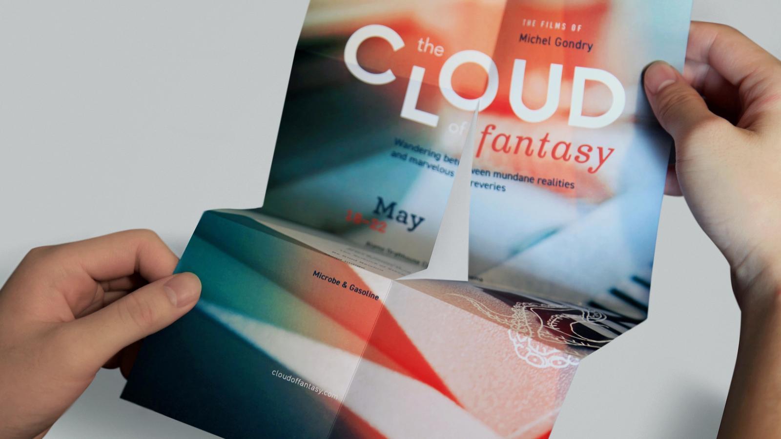 Michel Gondry Film Festival // The Cloud of Fantasy