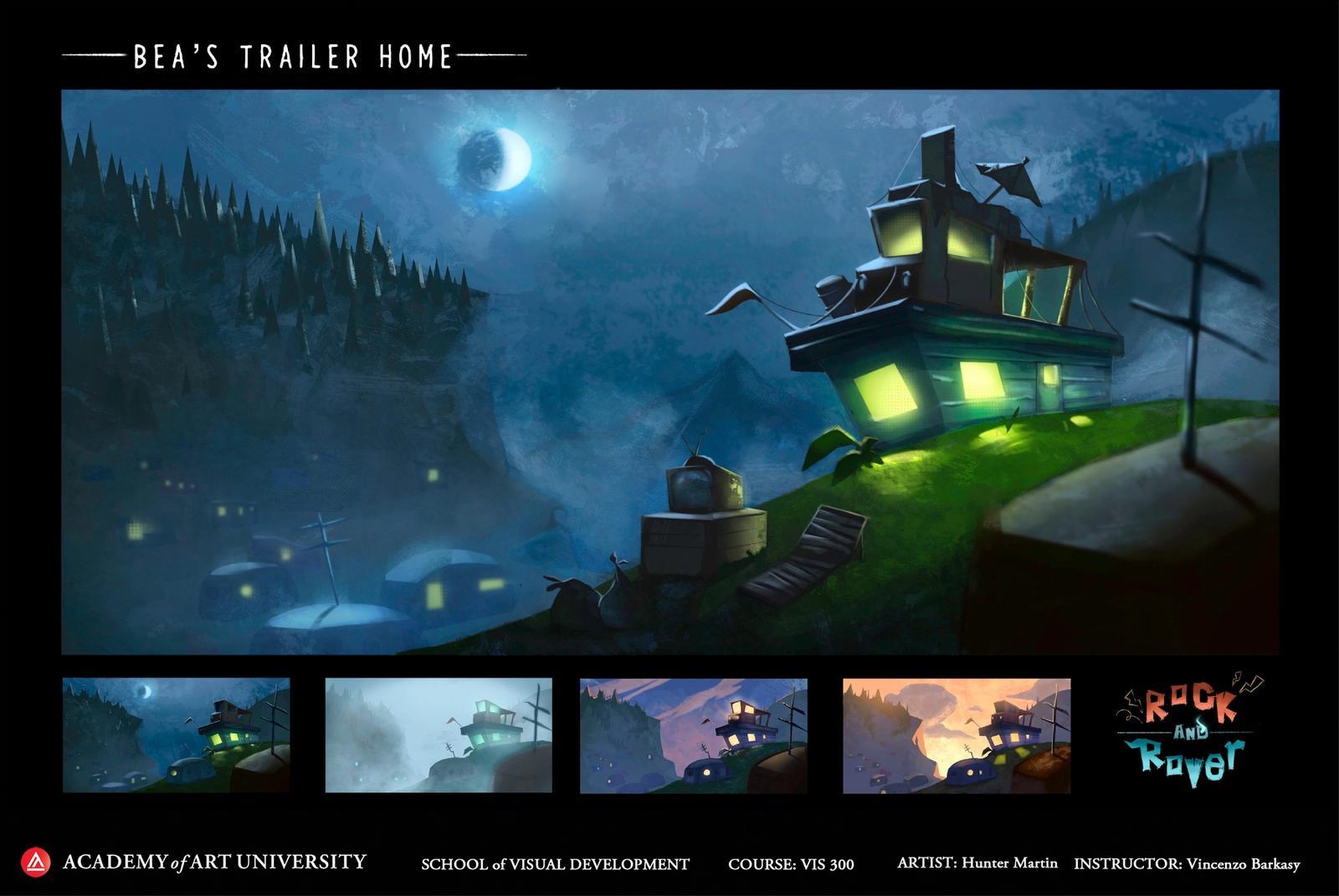 Bea's Trailer Home