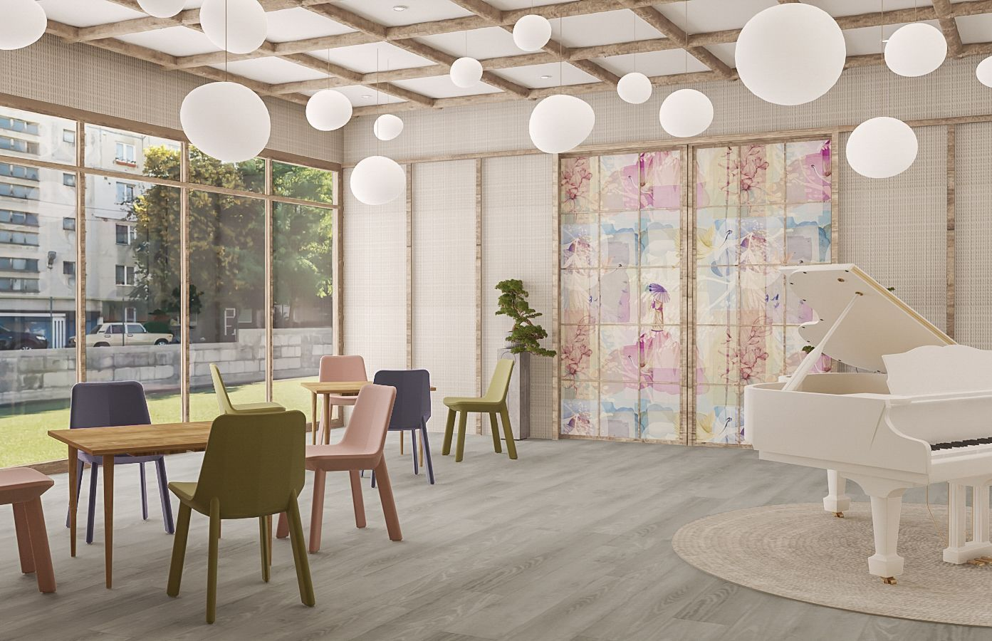 Jikan Galleria - Community Room 2