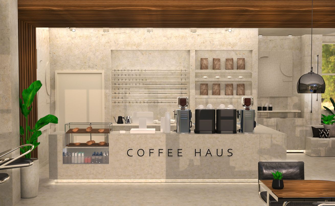 Coffee Haus Cafe - Coffee Bar