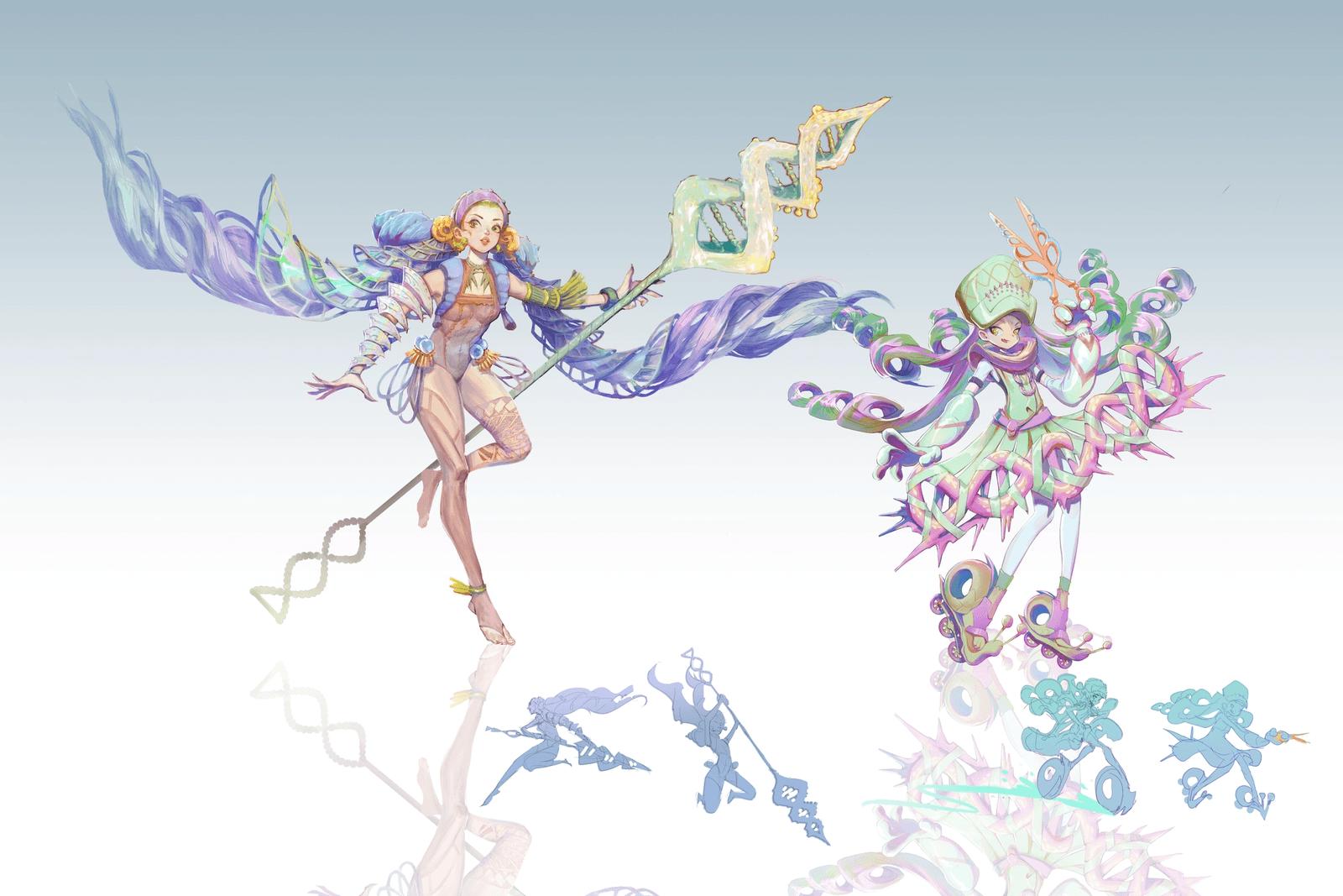 DNA Girls