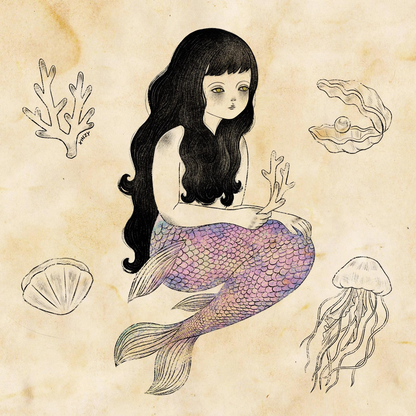 The Mermaid Collection #1