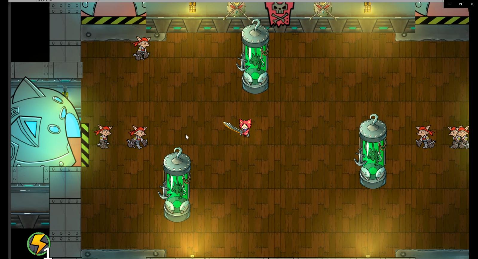 Cat Space Pirate - Screenshot 04