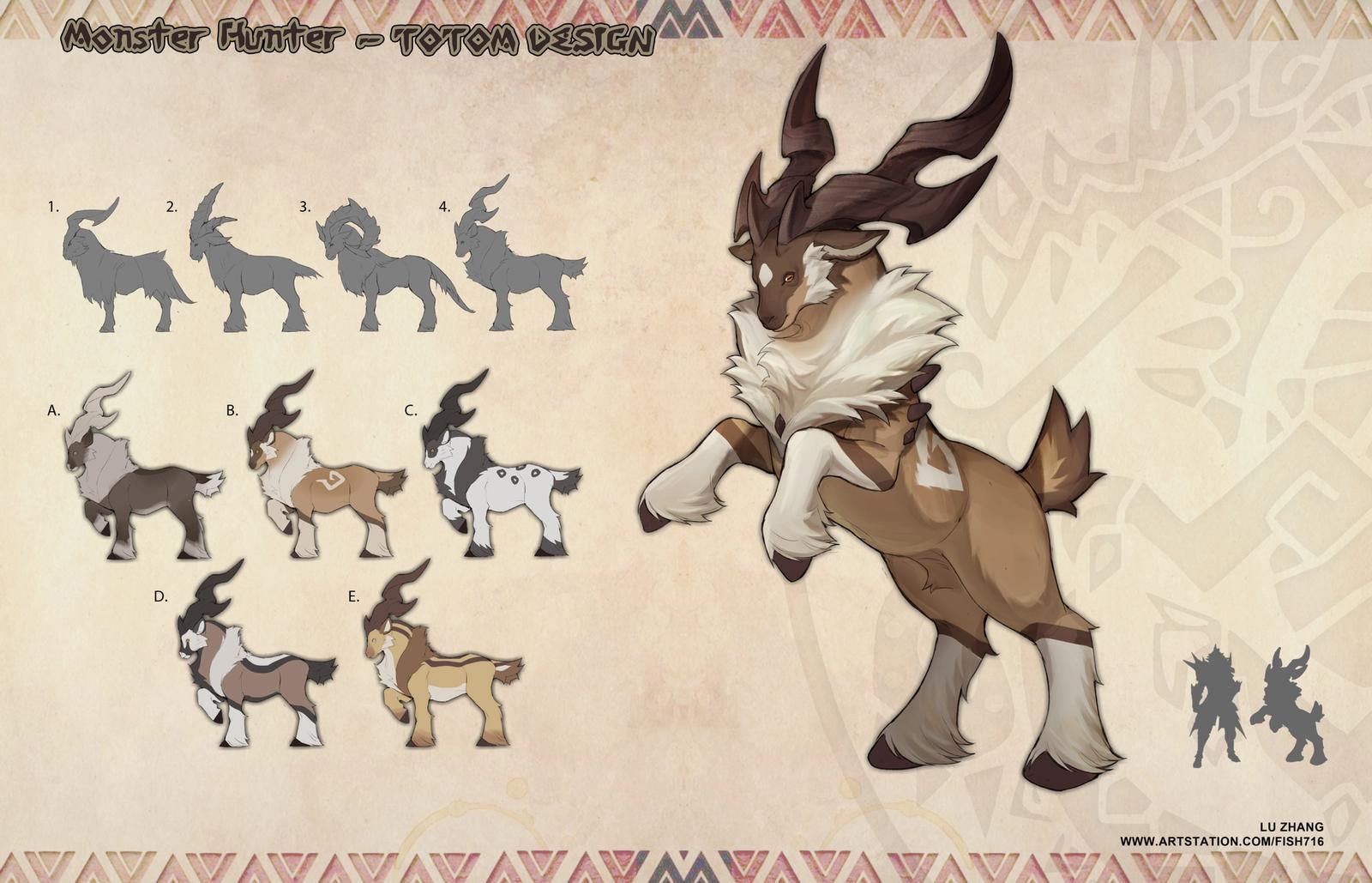 Monster Hunter - Totom