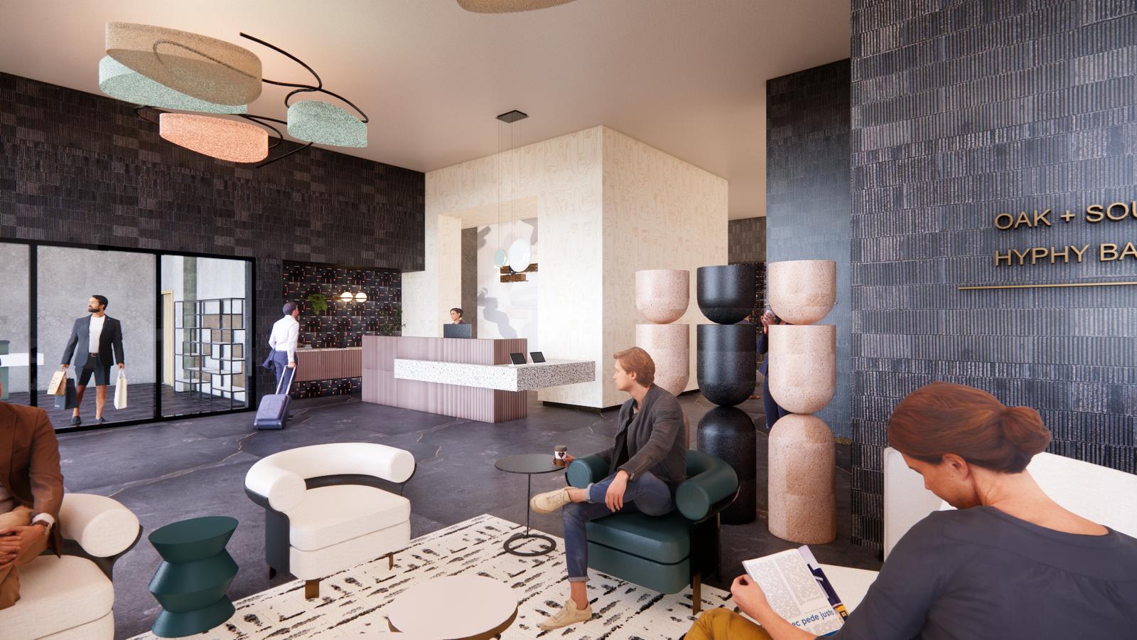 Hella Better Hotel - Lobby