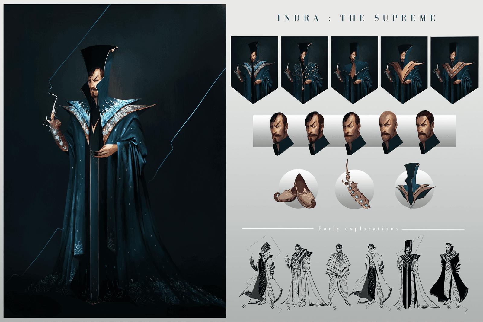 Indra The Supreme