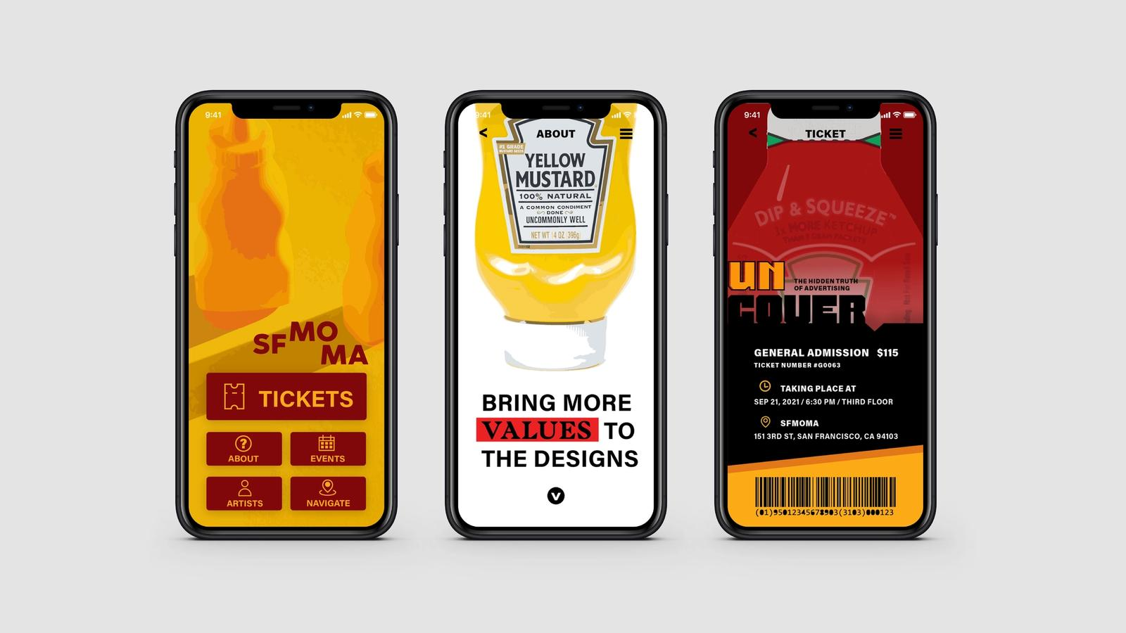 Seeking the Method in the Madness // Ticketing App