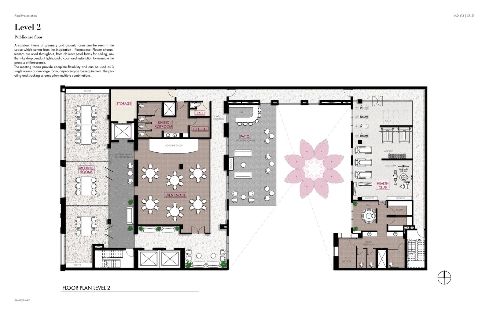 Hotel Florescence - Level 2