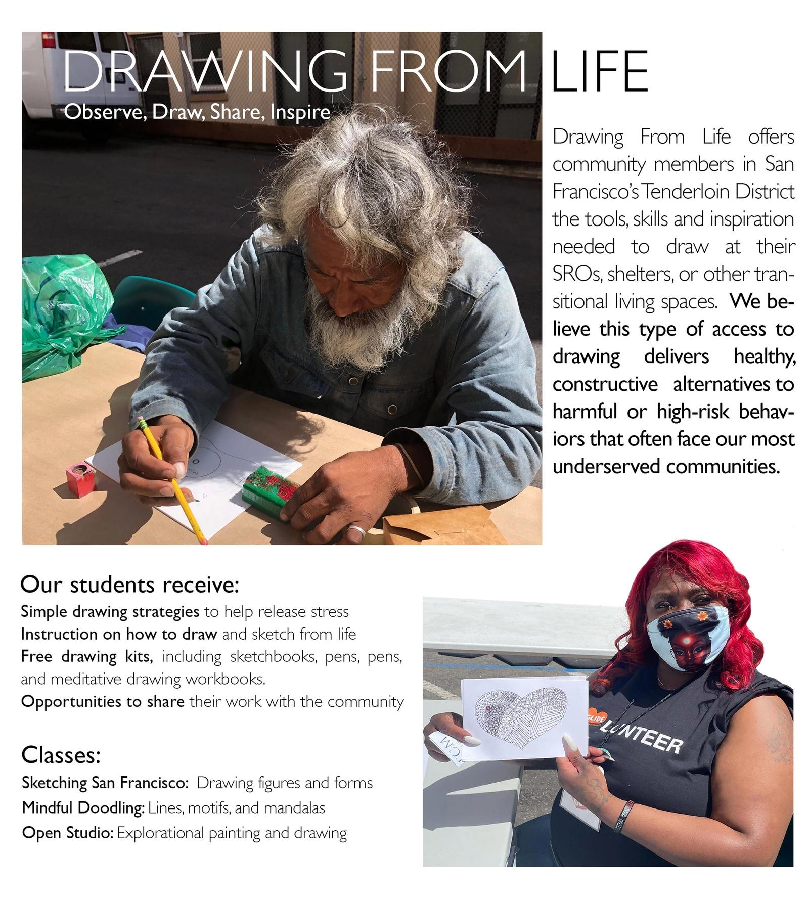 Drawing From Life