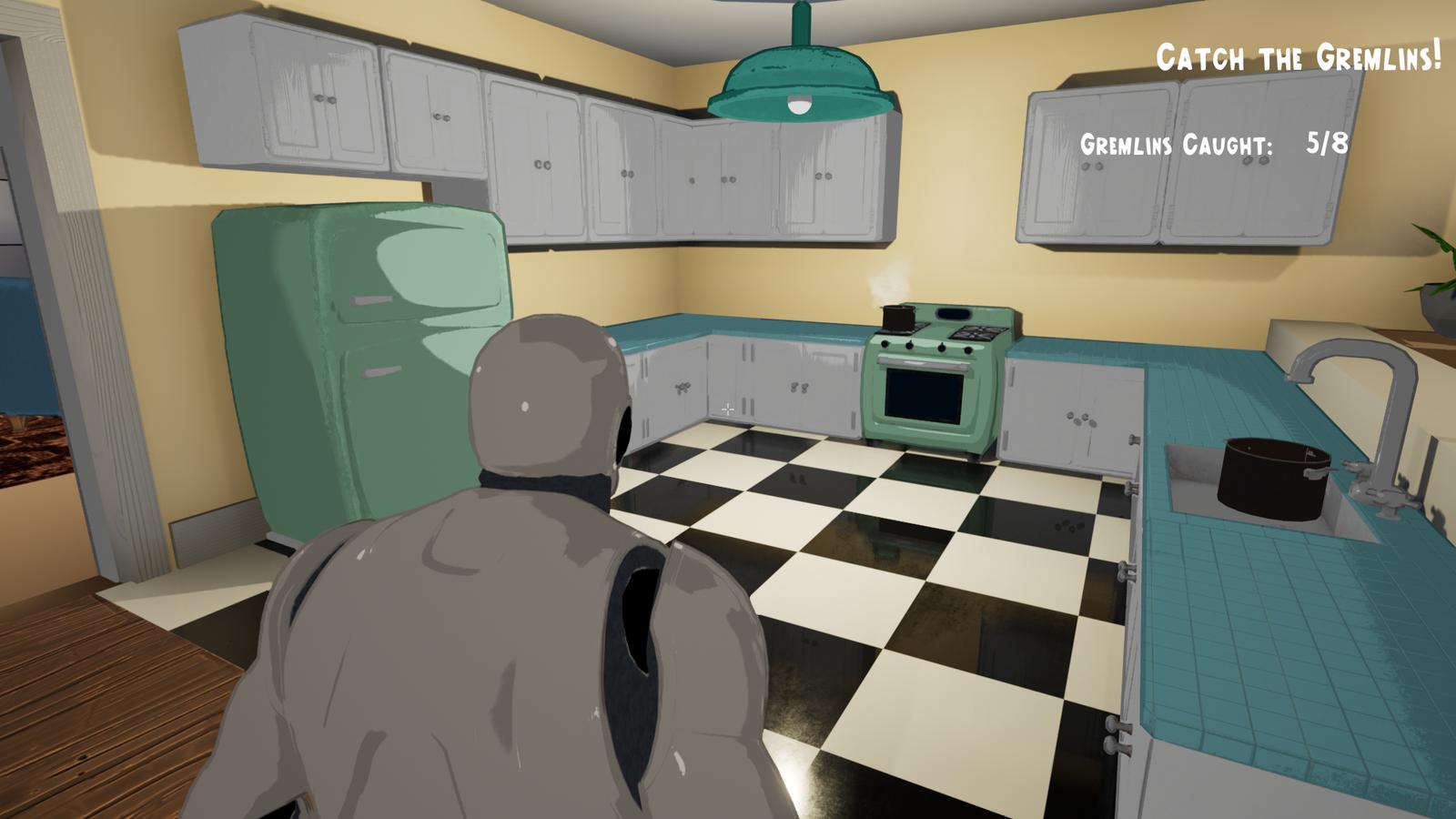 Mischief Manor - Screenshot 02