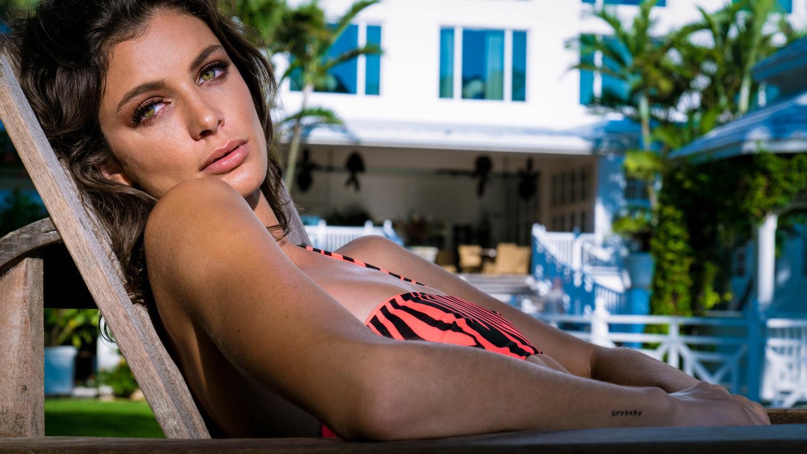 Hanna Gant for TGO editorial shoot