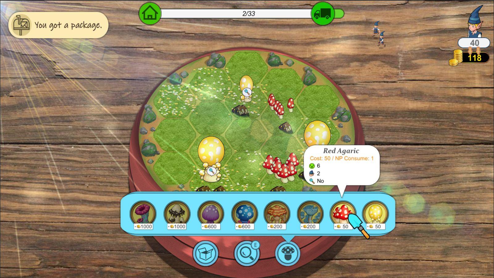 Celestial Garden - Screenshot 02