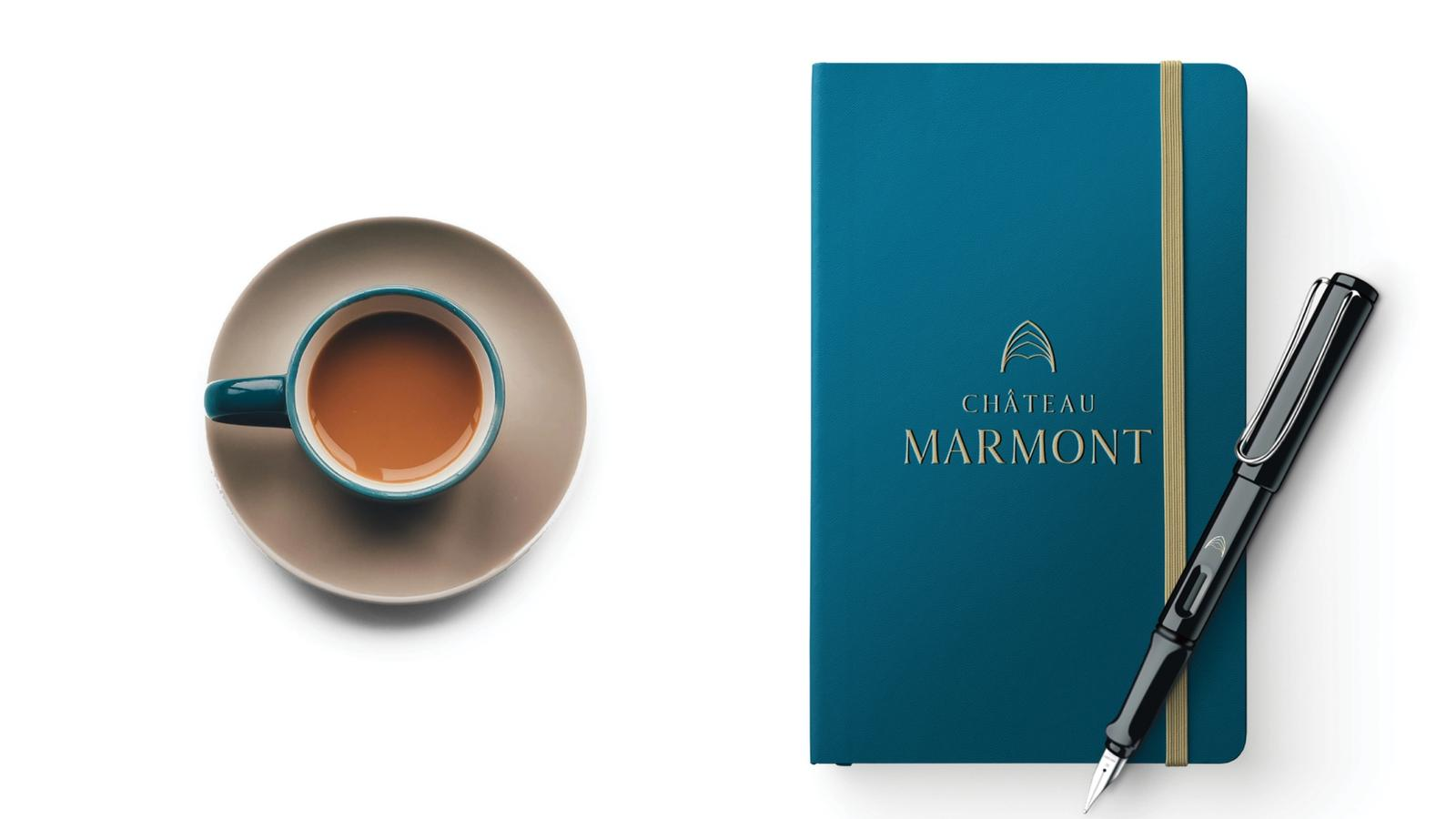 Chateau Marmont // Branding Guidelines