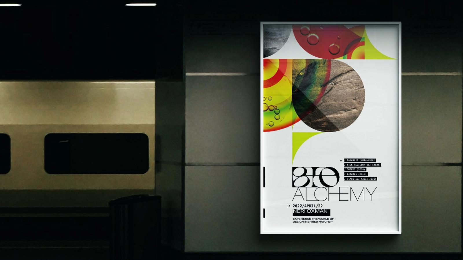 Bio Alchemy // Advertising