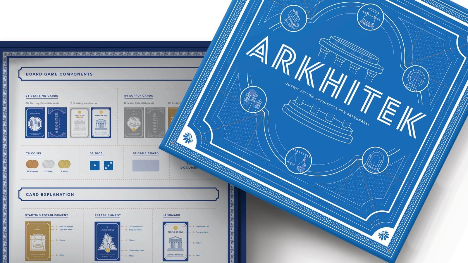 Arkhitek // Board Game