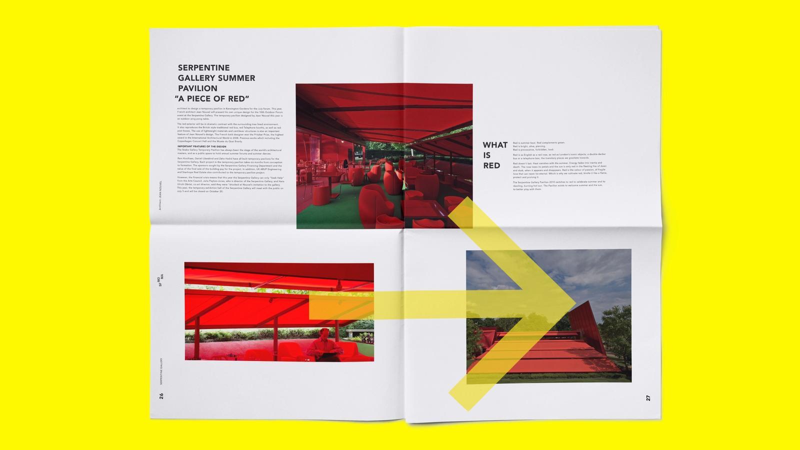 Jean Nouvel + Pure Design // Exhibition Catalog