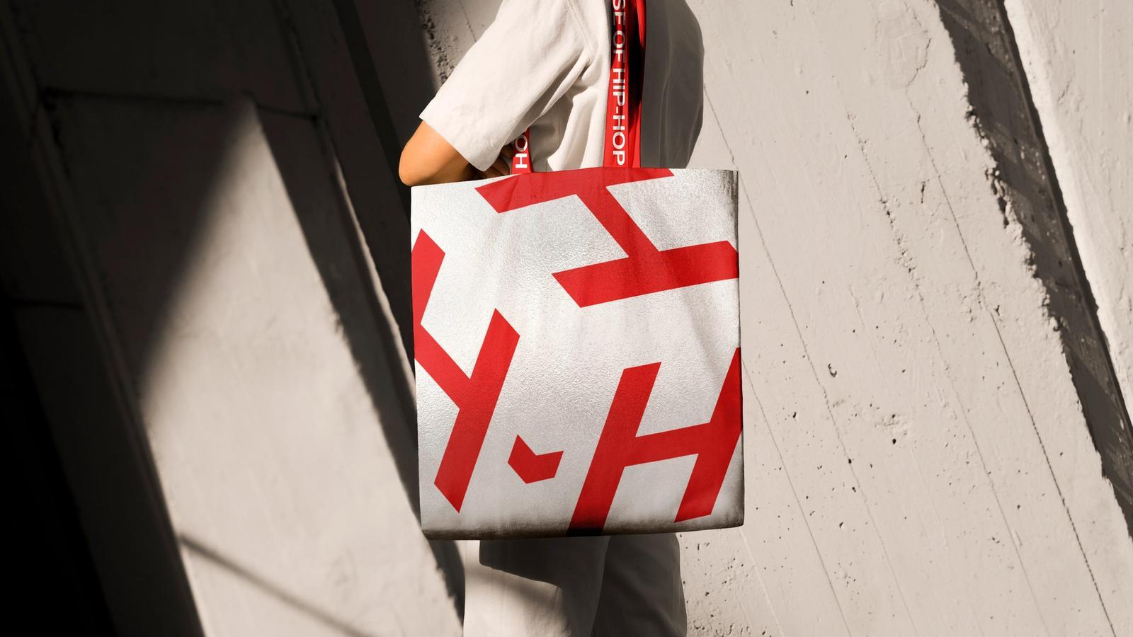House of Hip-Hop // Tote Bag