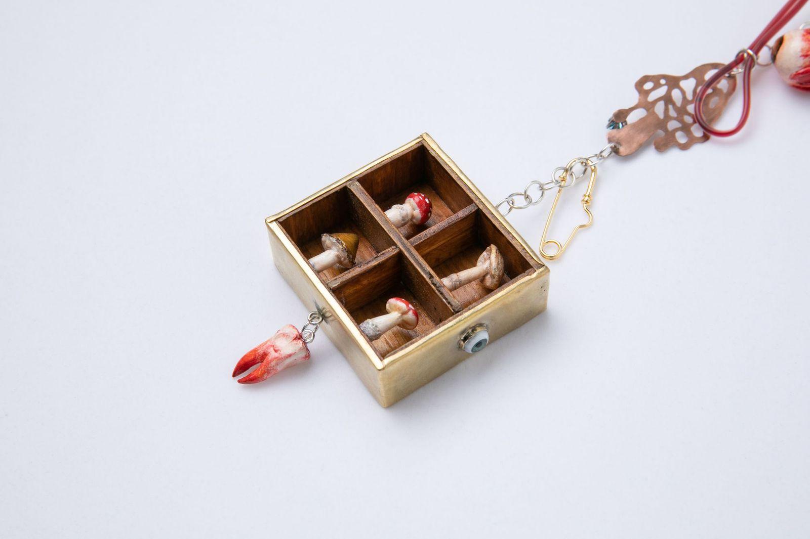 Amuse-Bouch Necklace