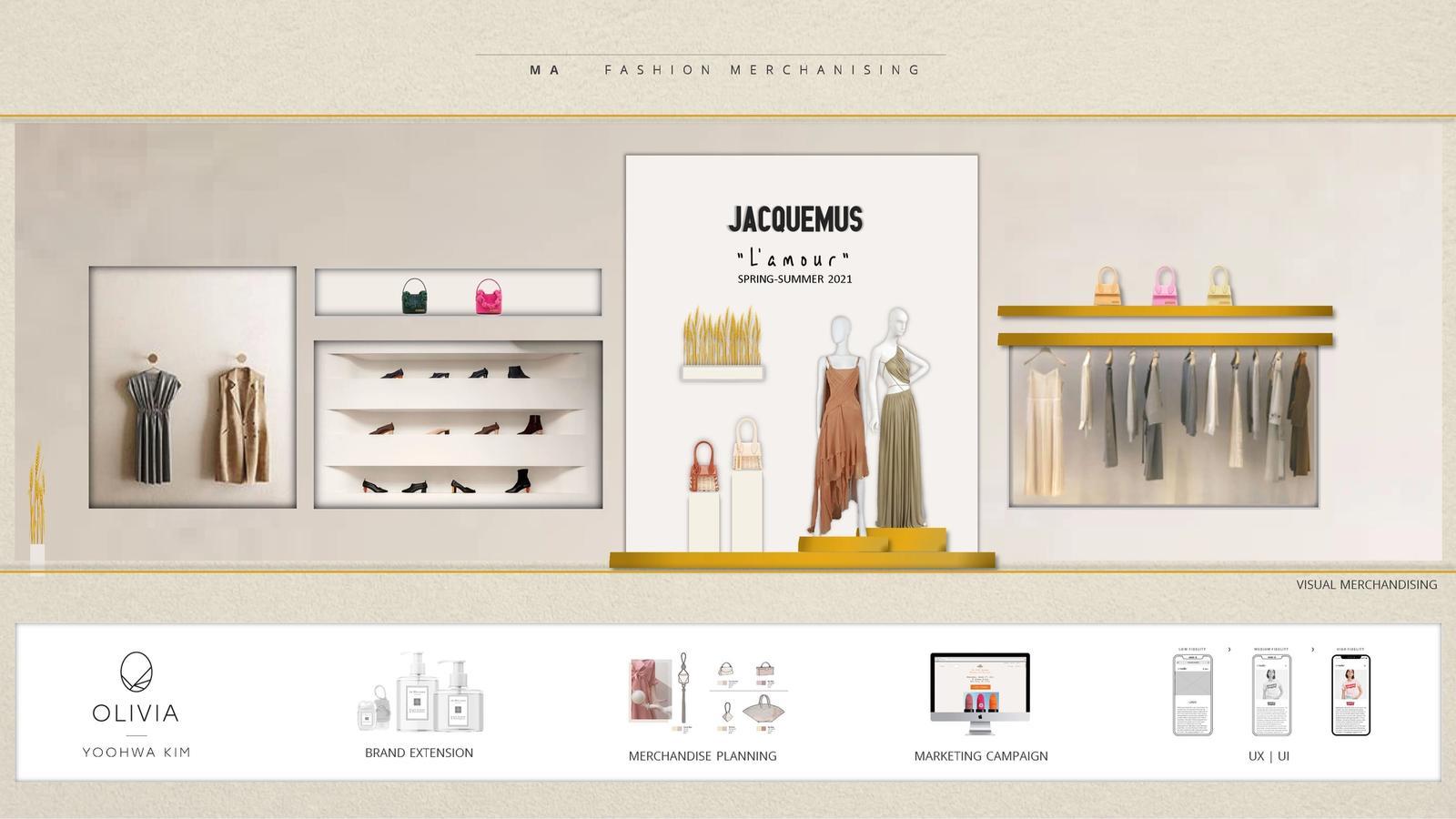 Merchandising Projects