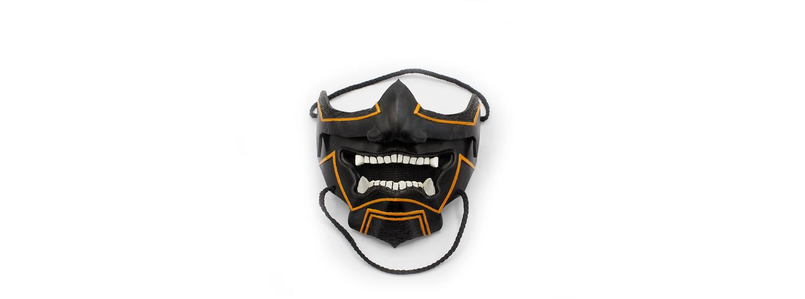A 3D printed mask that can be worn outside of a face mask