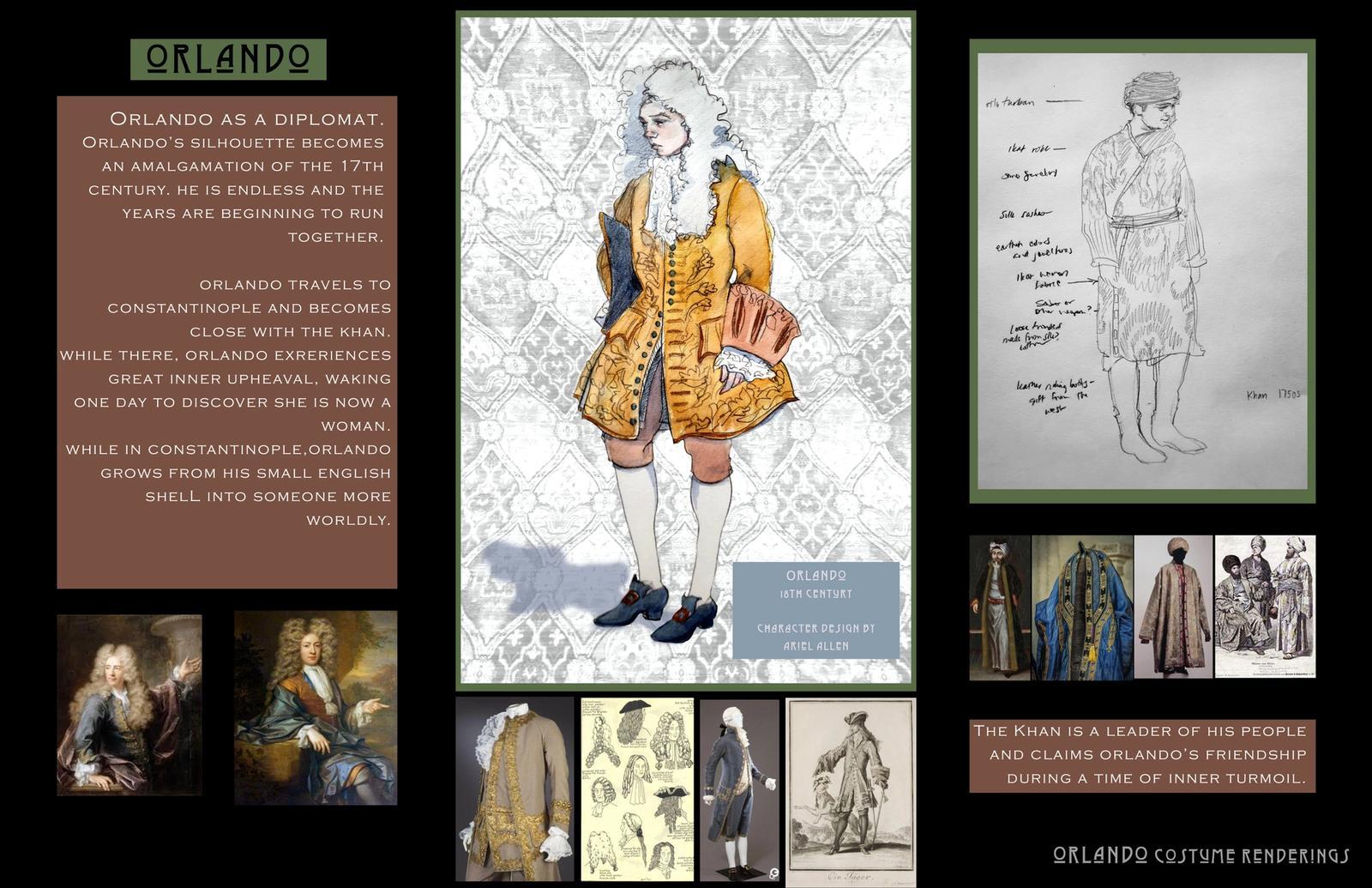 Orlando 18th Century