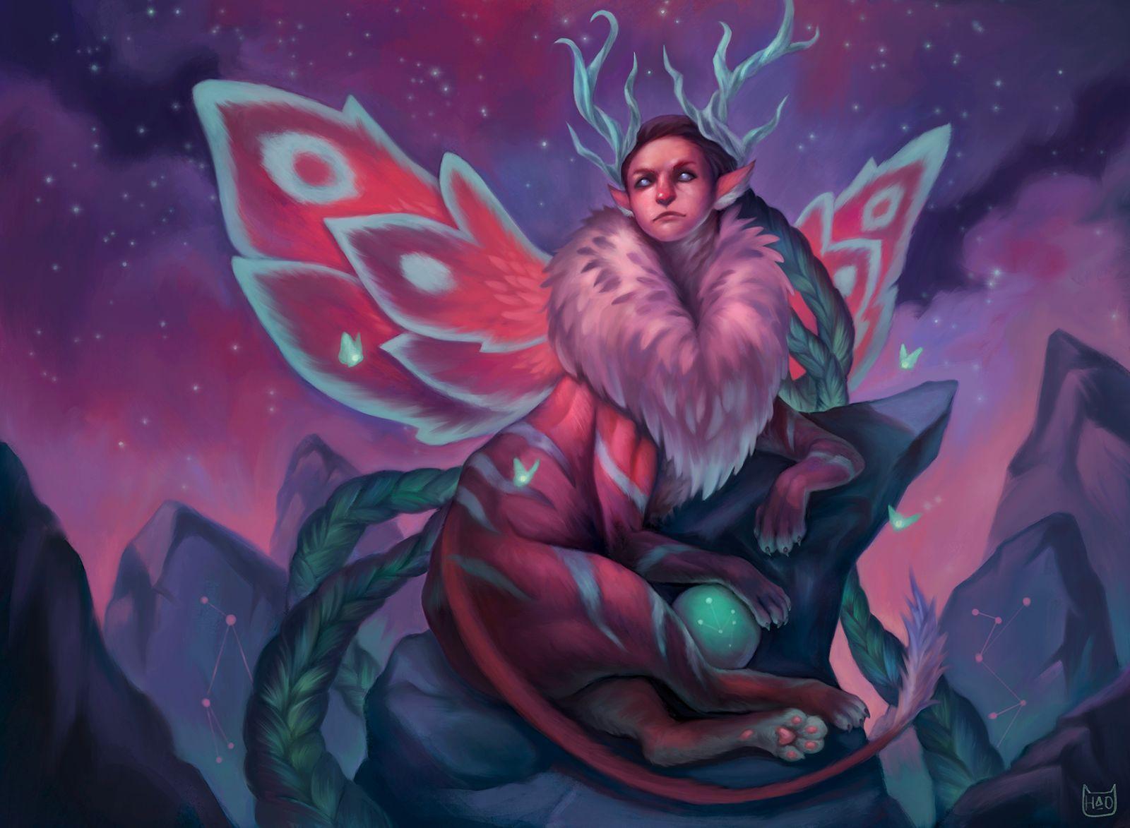 Celestial Sphinx