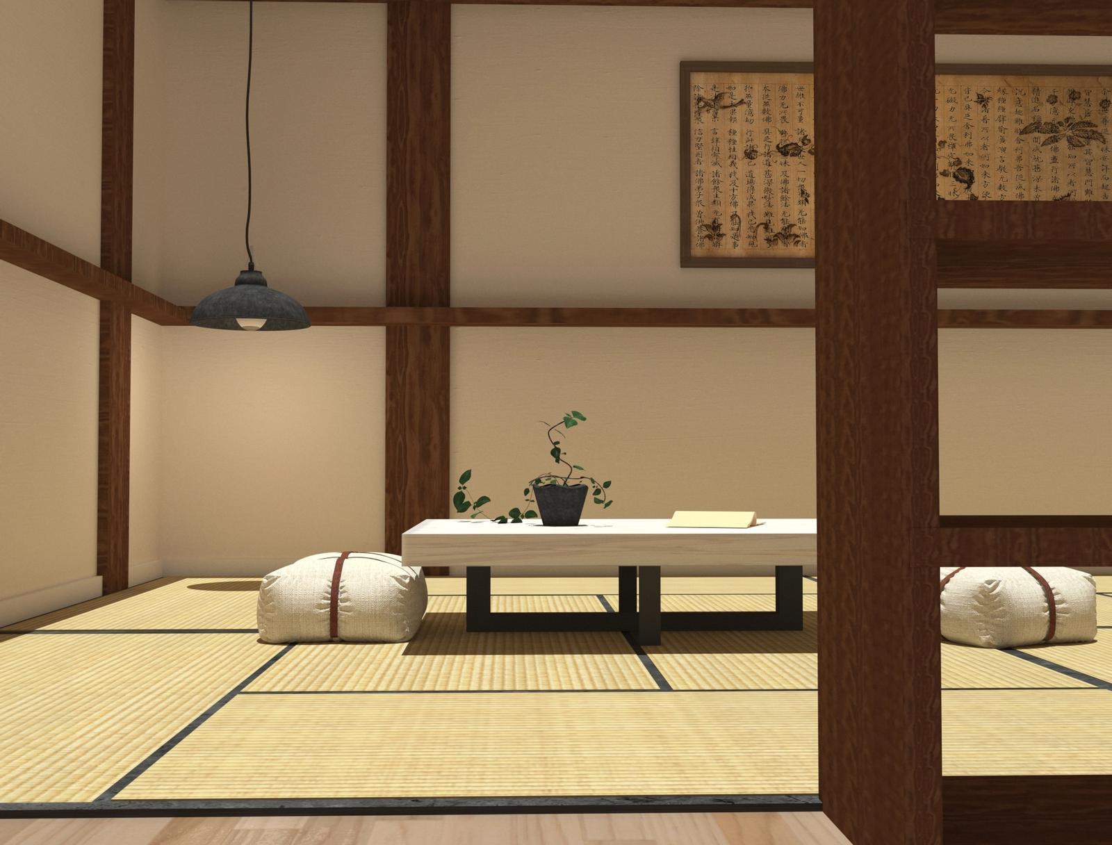 Interior Rendering 2