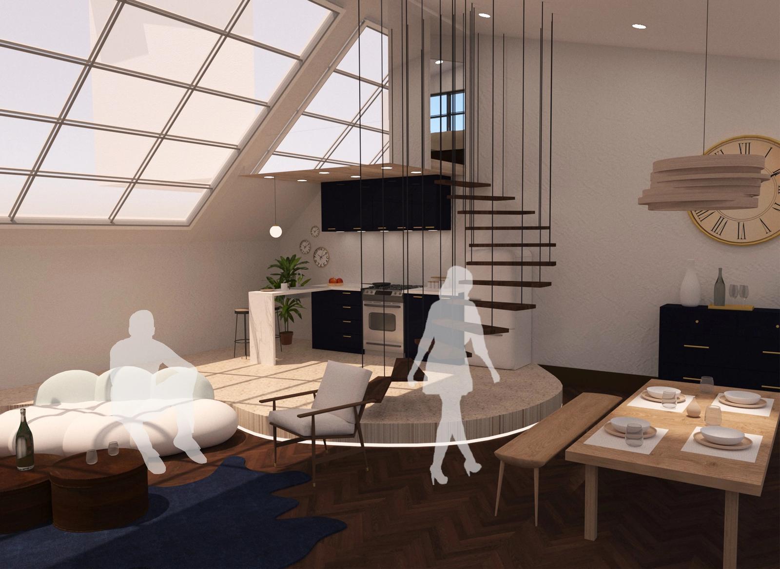 Artist Studio - First Floor 1