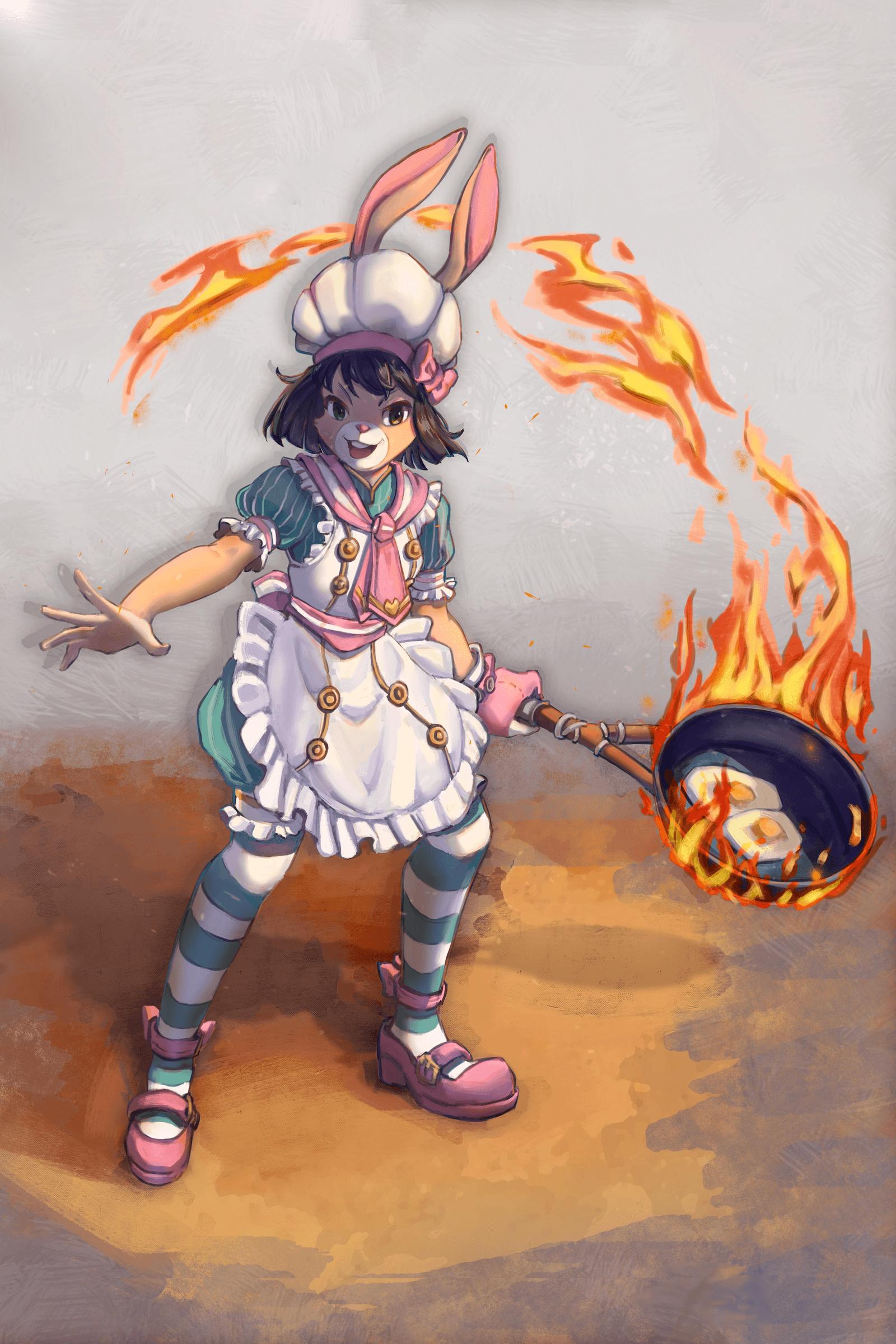 Zoe the Cook