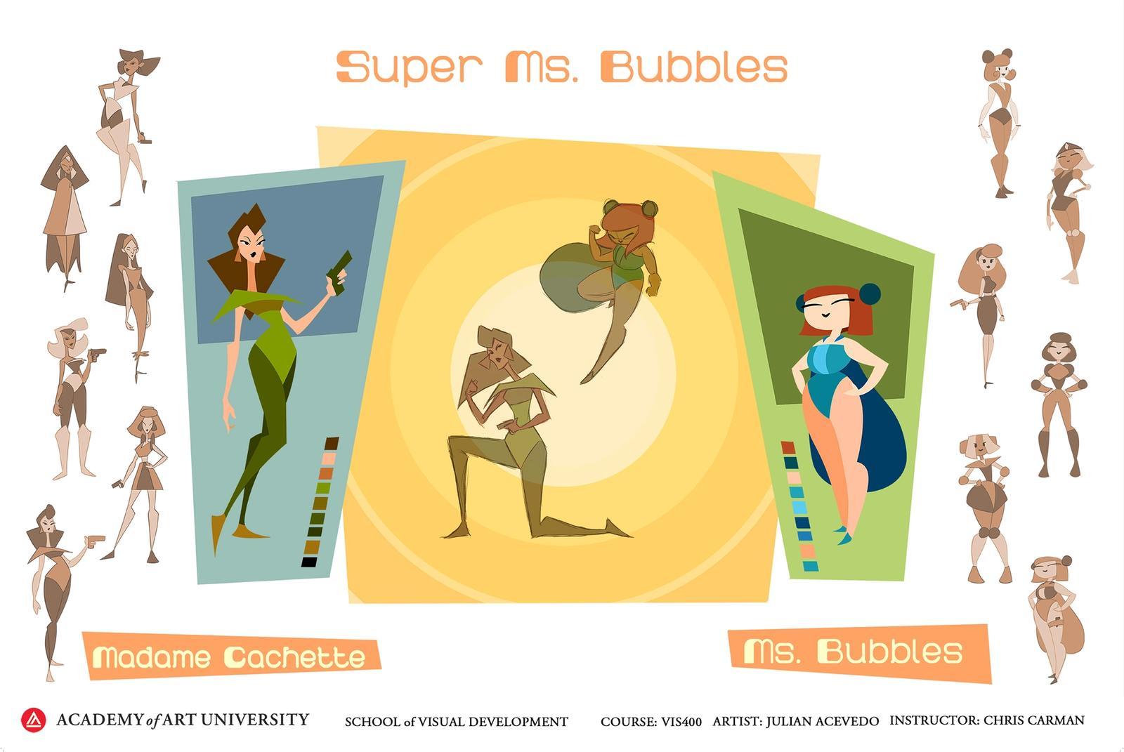 Super Ms. Bubbles