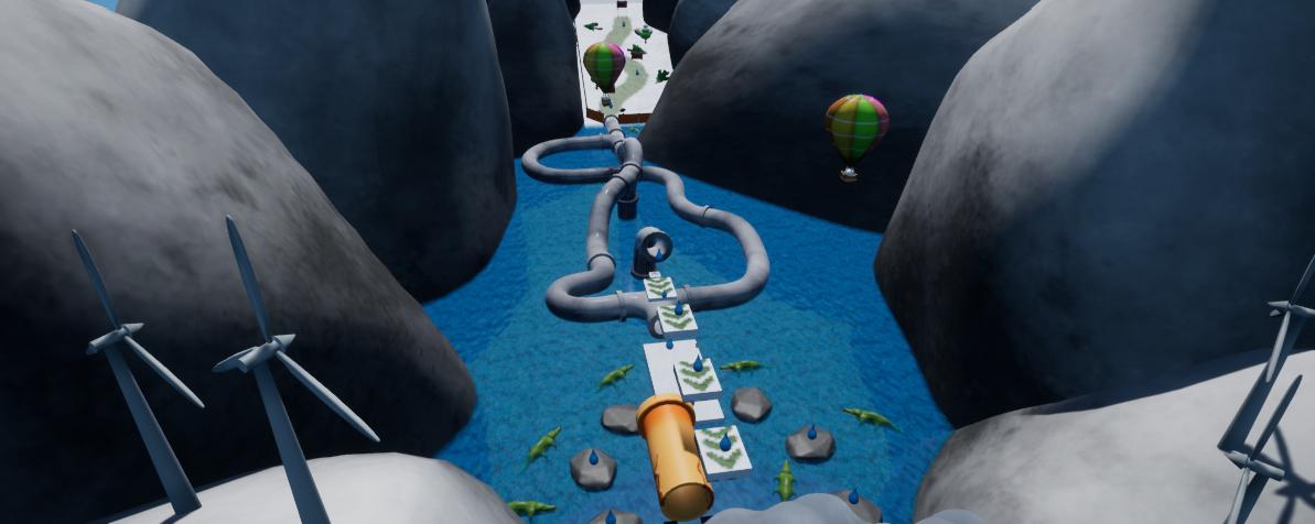 Fish Ball - Screenshot 01