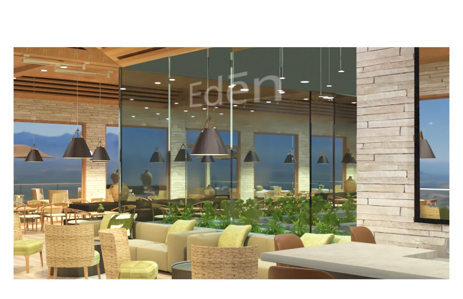 Statera Wellness Retreat - Eden Restaurant Bar Lounge