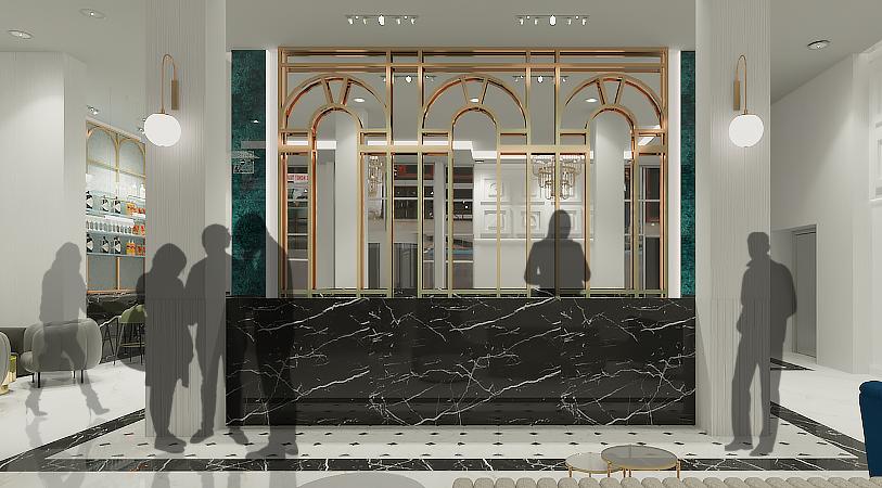 Reception - Iconic Boutique Hotel