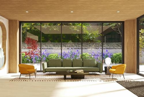Lobby - Seating Area 2