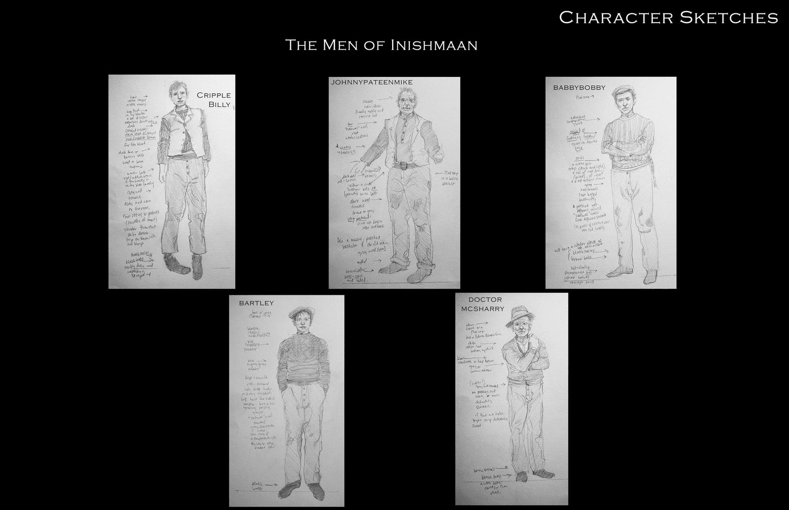 The Men of Inishmaan
