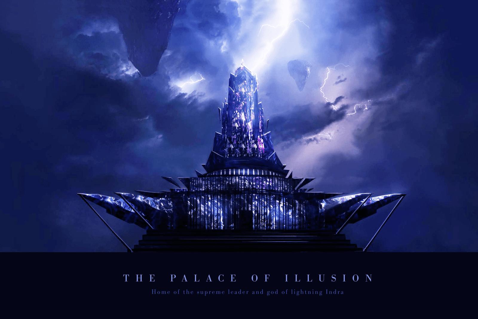 Palace of Illusion