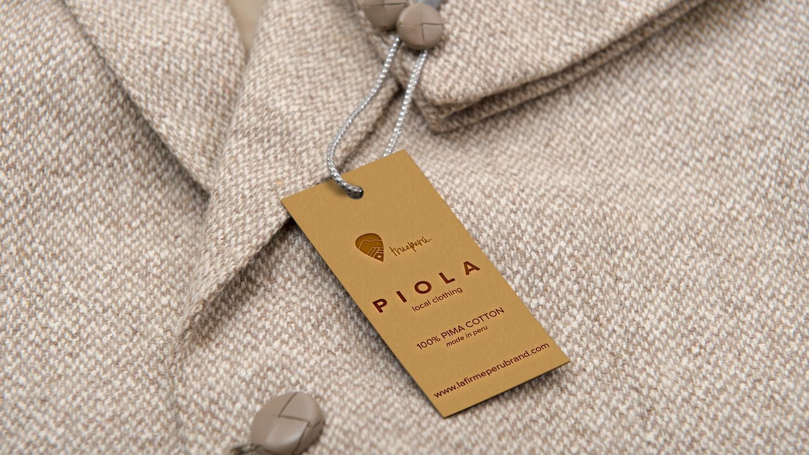 Trueperu Piola Labels // Aeroperu Renaming/Rebranding