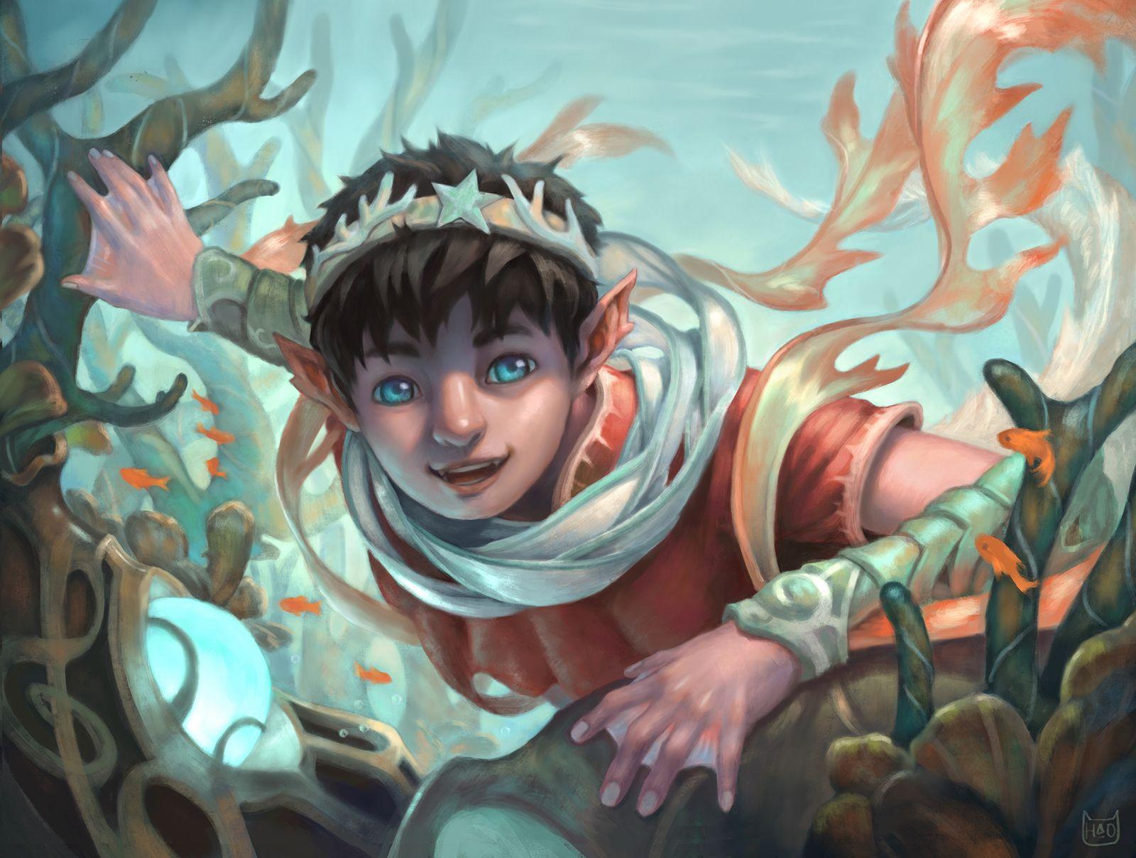 Shen-Shen the Siren