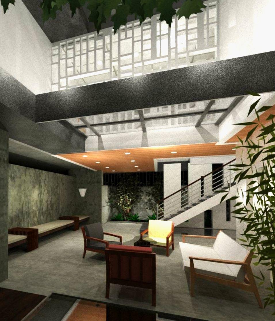 Chai Tour Office - Lobby