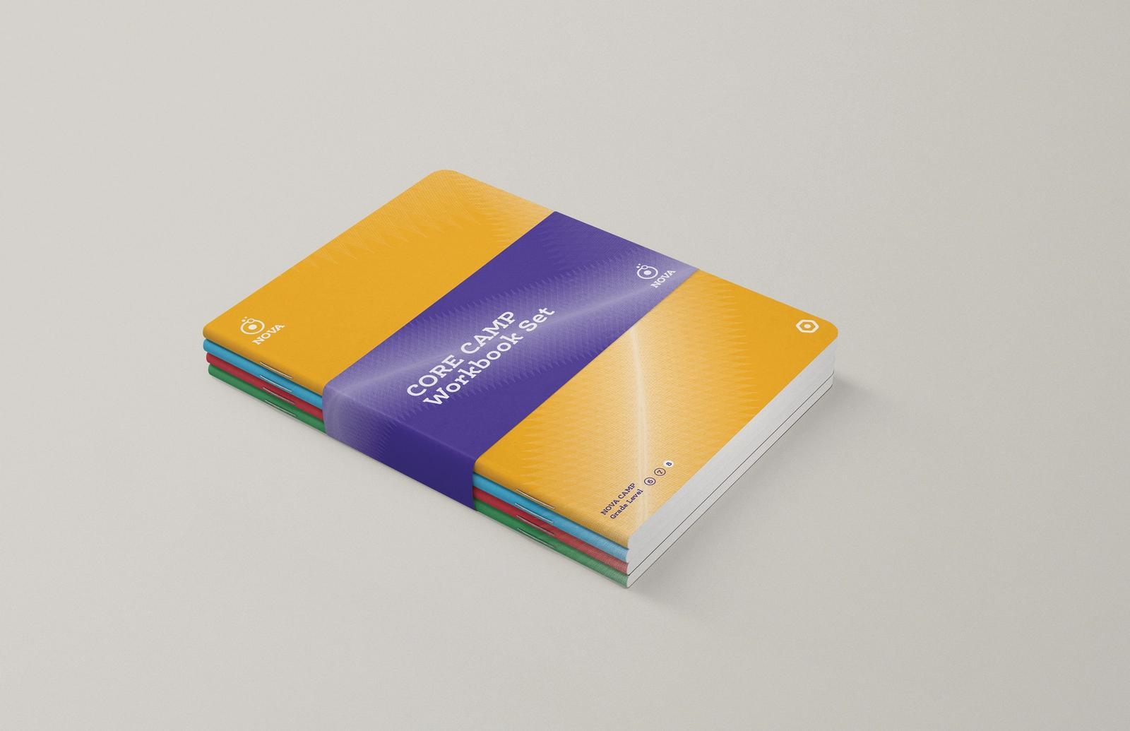 NOVA Workbooks // MFA Thesis Project