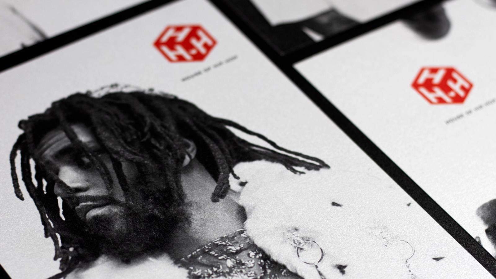 House of Hip-Hop // Branding System