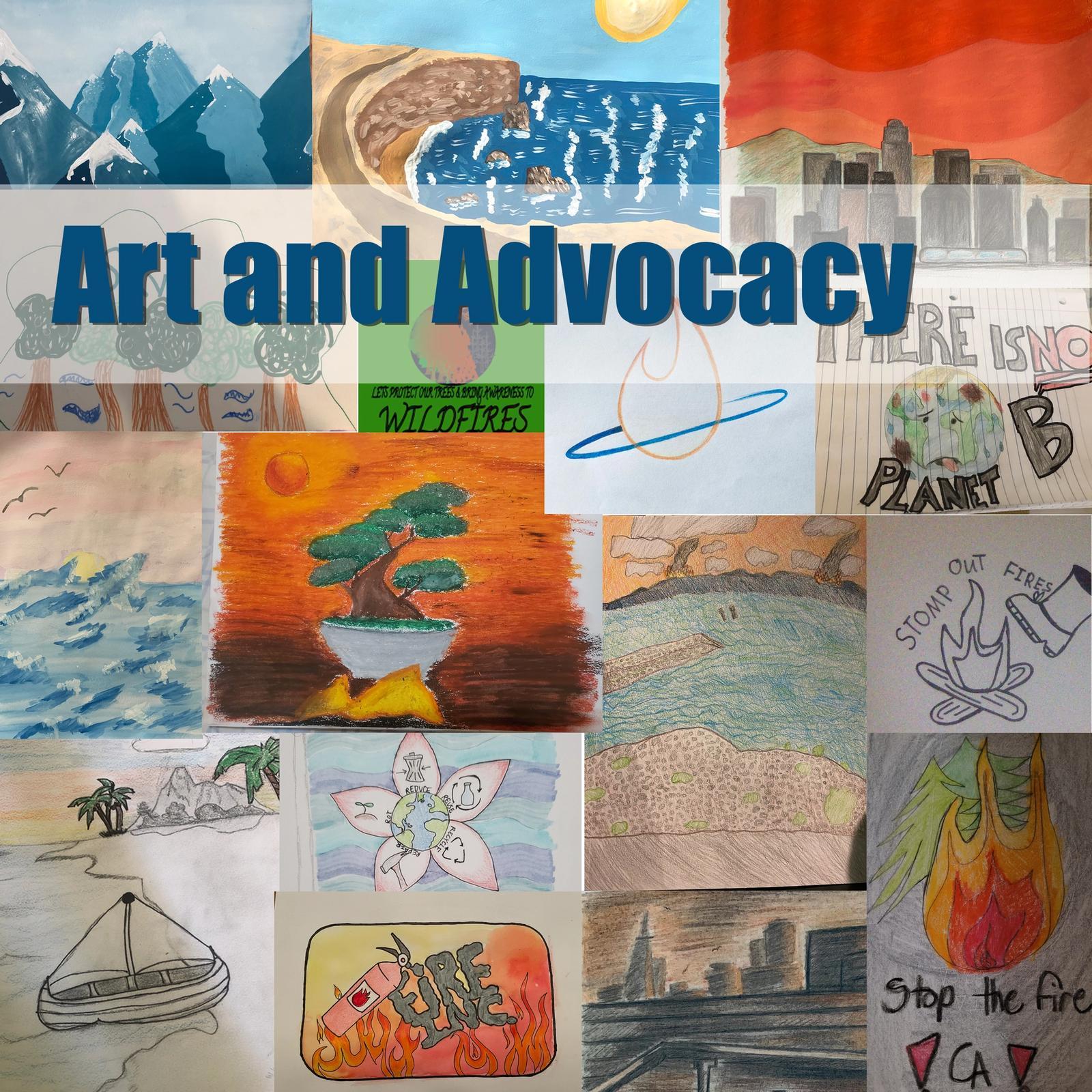 Art and Advocacy - Zachary Koenig