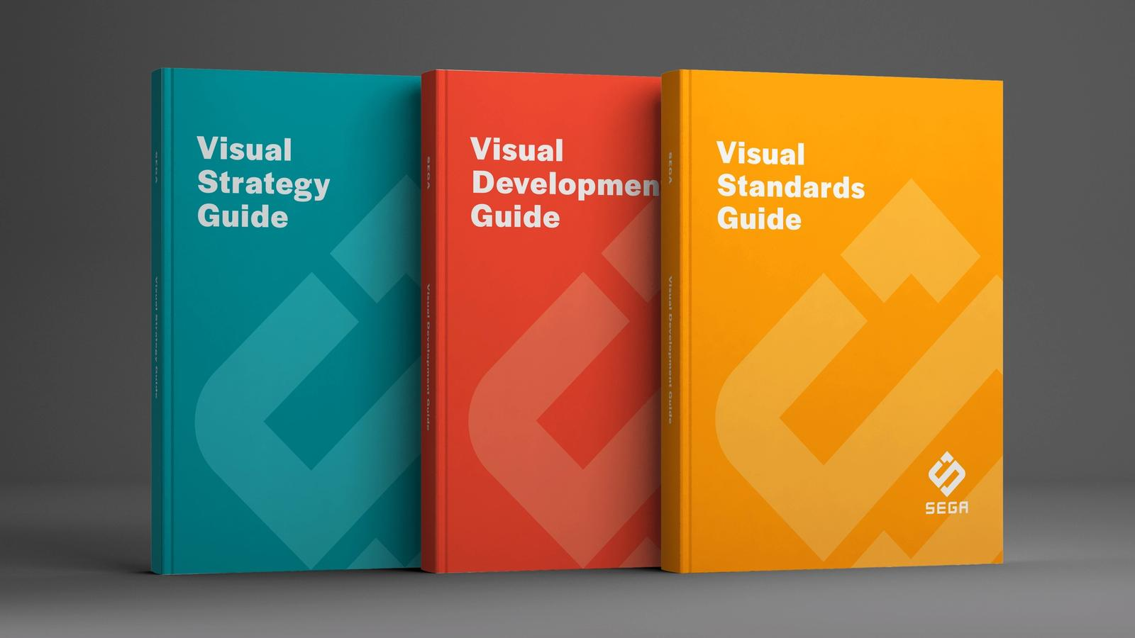 SEGA Rebranding // Brand Guidelines