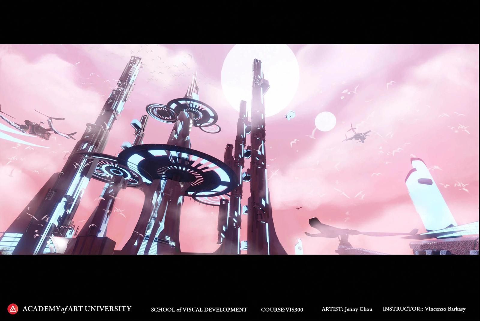Utopia- Nolo Robot Company (Pinky Sky)