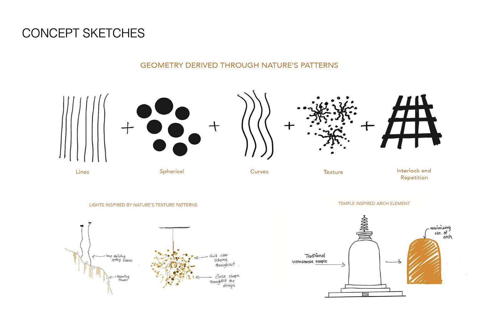 Raw Luminaire - Conceptual Diagrams