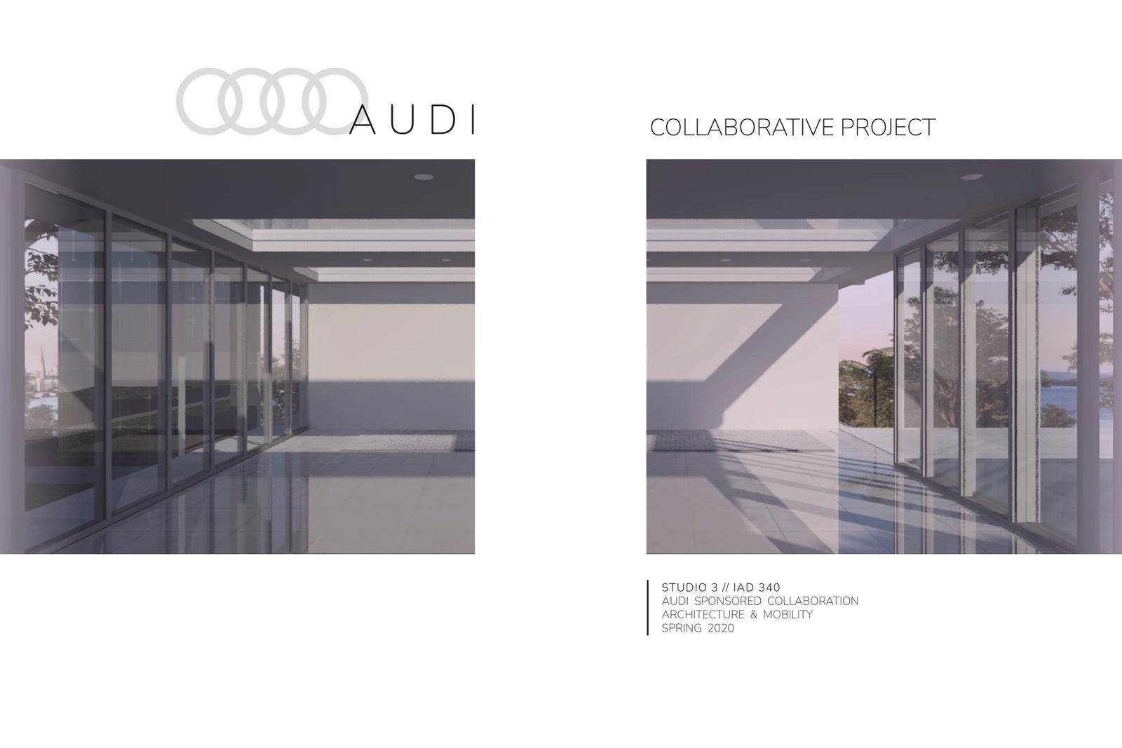 Audi Title Page