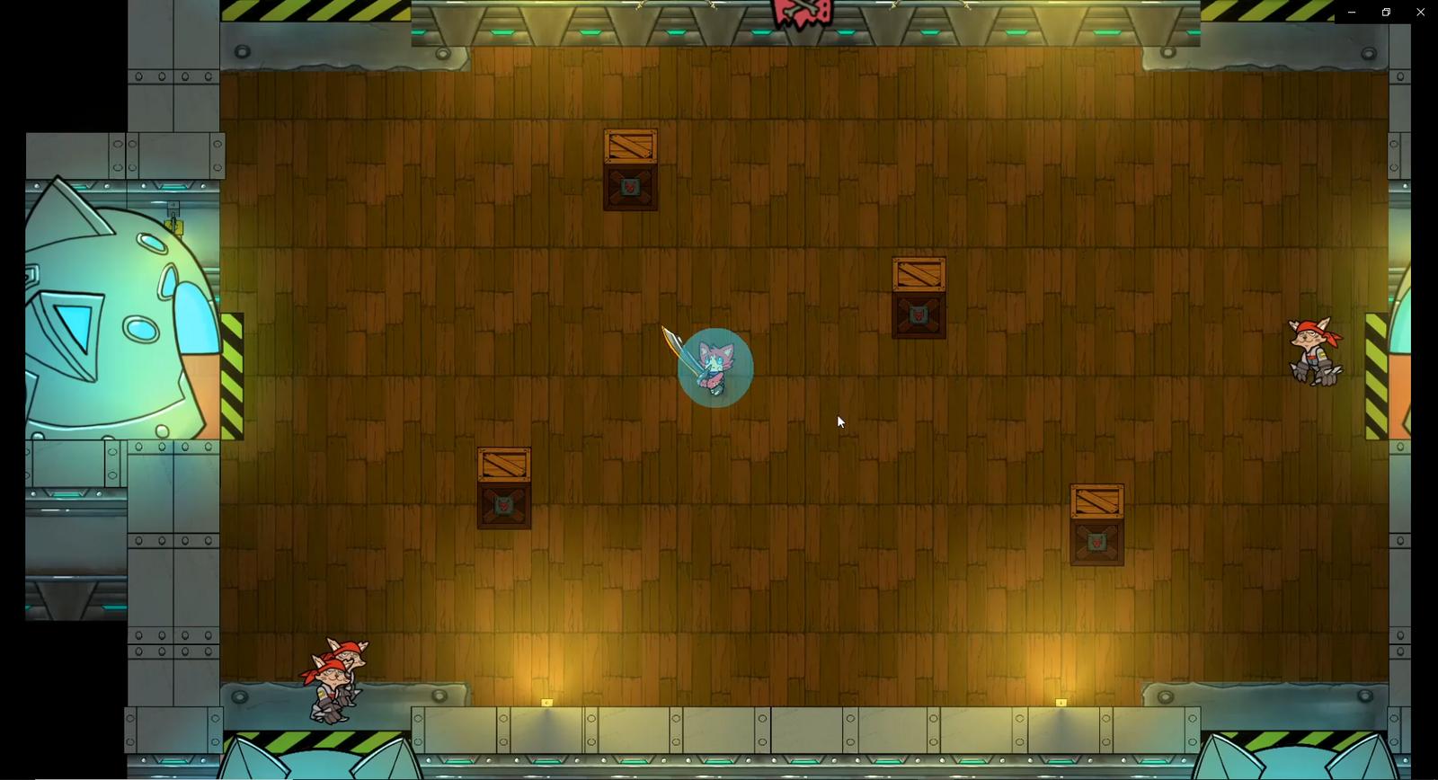 Cat Space Pirate - Screenshot 03