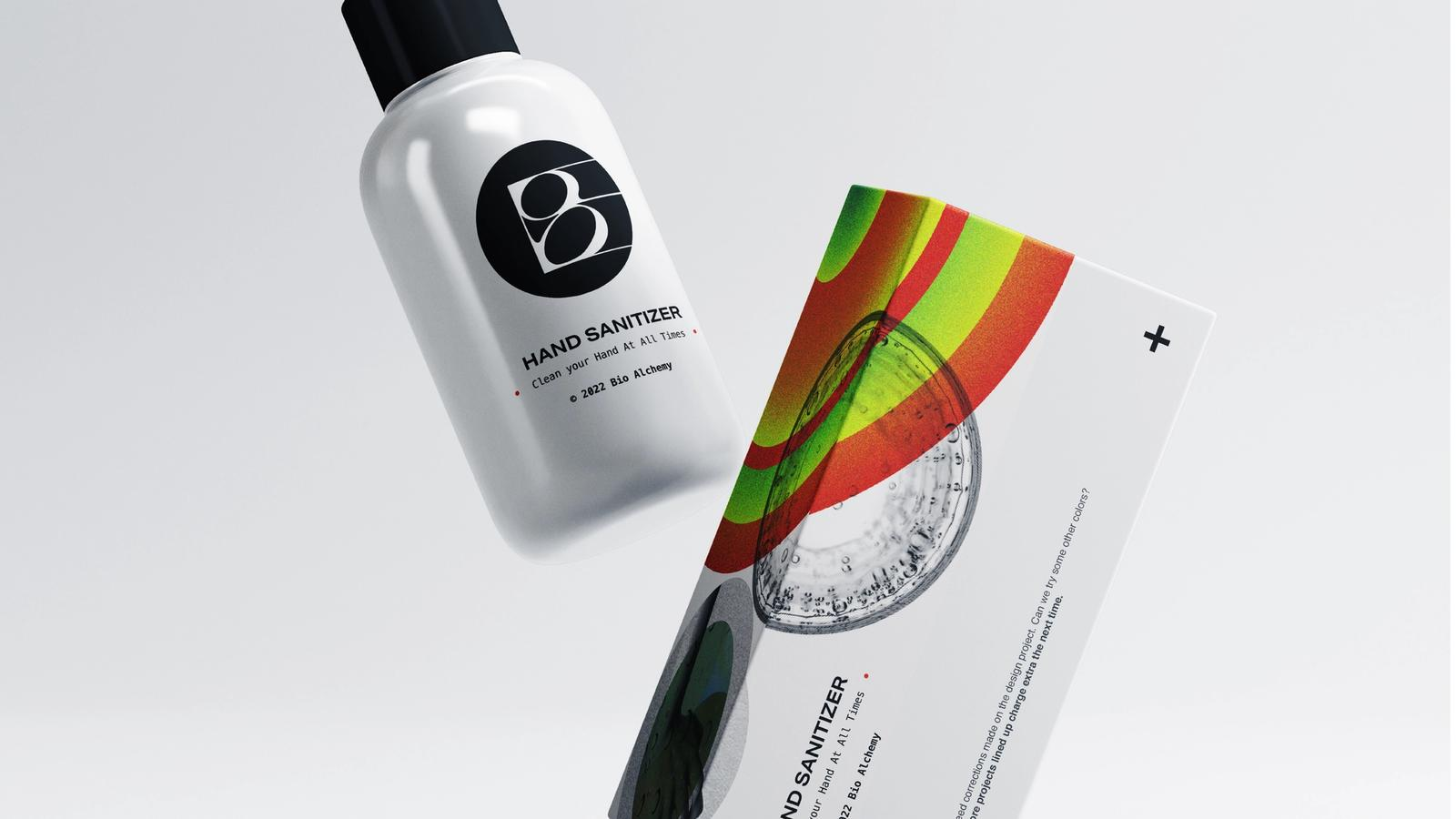 Bio Alchemy // Hand Sanitizer